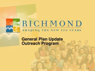 General Plan Update Outreach Program