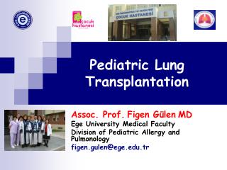 Pediatric Lung Transplantation