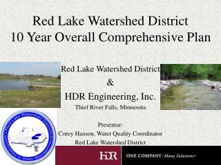 Red Lake Watershed District 10 Year Overall Comprehensive Plan