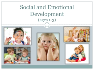 Socialization, Guidance, and Discipline