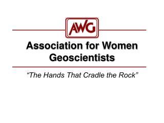 Association for Women Geoscientists