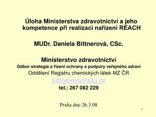 Praha dne 26.3.08
