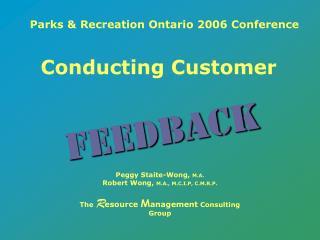 Conducting Customer