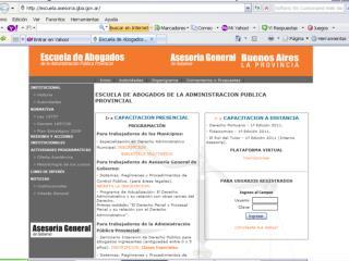 DIRECCION GENERAL DE CONTABILIDAD E INFORMACION