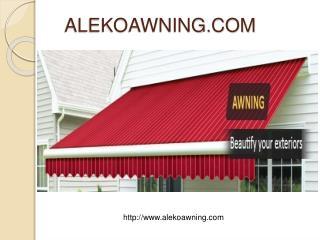 Alekoawning.com