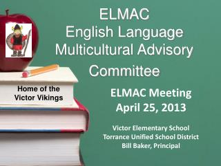 ELMAC  English Language Multicultural Advisory Committee