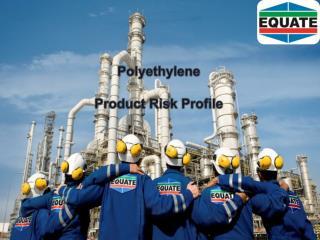Polyethylene   Product Risk Profile