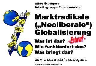 """Der Bundespräsident: """"Chance nicht Schicksal -  die Globalisíerung politisch gestalten"""""""