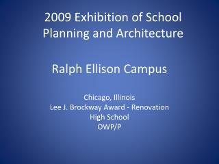 Ralph Ellison Campus