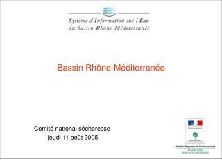 Bassin Rhône-Méditerranée