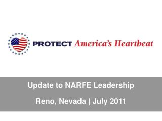 Update to NARFE Leadership