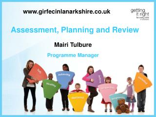 Assessment, Planning and Review