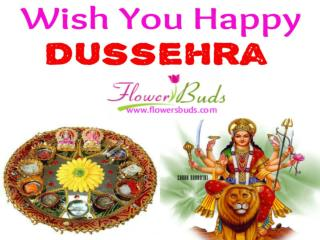 Dussehra Gifts - Sending Flowers to HYderabad