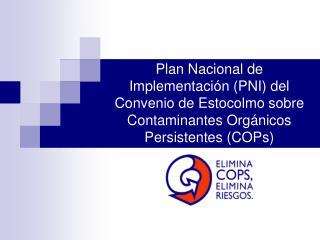 AVANCES CONSISTENTES CON EL CONVENIO DE ESTOCOLMO (Línea Base)