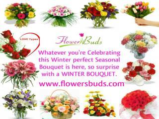 Seasonal Flowers Delivery in Hyderabad