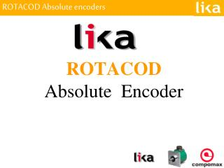 ROTACOD  Absolute  Encoder