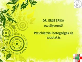 Pszichiátriai betegségek és szoptatás