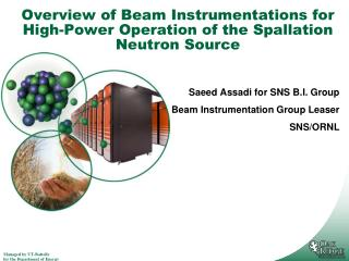 Overview of Beam Instrumentations for High-Power Operation of the Spallation Neutron Source