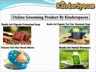 Groming  products online