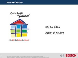 RBLA-AA/TLA     Aparecido Oliveira