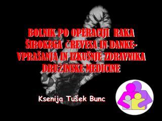 Ksenija Tušek Bunc