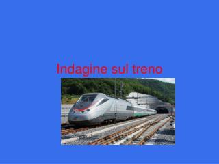 Indagine sul treno