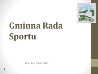 Gminna Rada Sportu