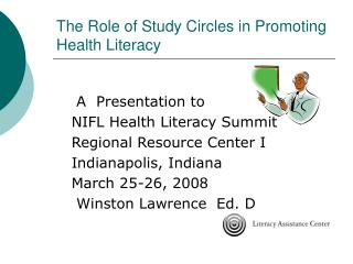 The Role of Study Circles in Promoting Health Literacy