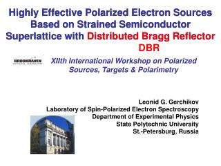 XIIth International Workshop on Polarized Sources, Targets & Polarimetry