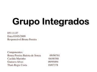 Grupo Integrados