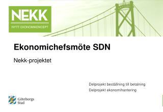 Nekk -projektet