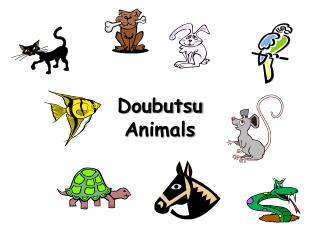 Doubutsu Animals