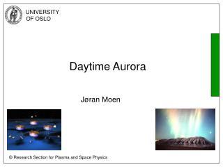 Daytime Aurora