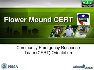 Flower Mound CERT