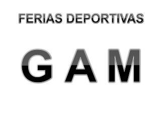 FERIAS DEPORTIVAS