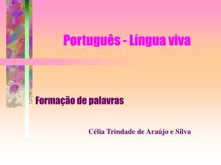 Portugu s - L ngua viva