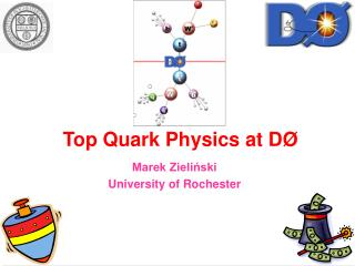 Top Quark Physics at DØ