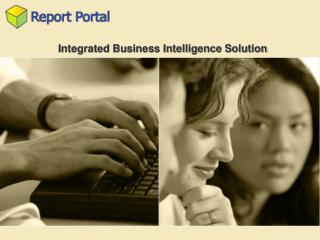 Integrated Business Intelligence Solution