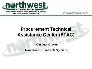 Procurement Technical  Assistance Center (PTAC)