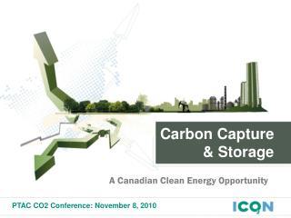 PTAC CO2 Conference: November 8, 2010