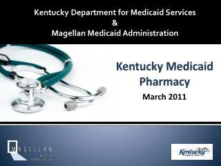 Kentucky Medicaid Pharmacy