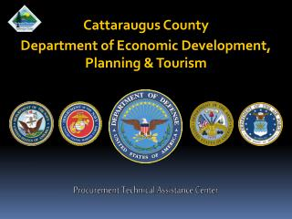 Cattaraugus County Department of Economic Development, Planning & Tourism