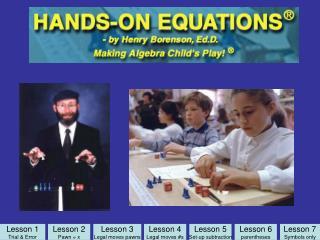 Lesson 2 Pawn = x