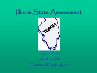 Illinois State Assessment