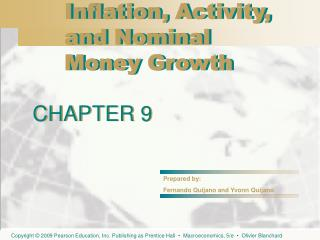 9-1  Output, Unemployment, and Inflation