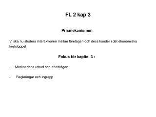 FL 2 kap 3