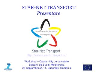 STAR-NET TRANSPORT Prezentare