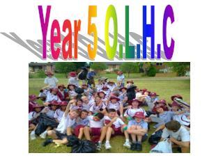 Year 5 O.L.H.C