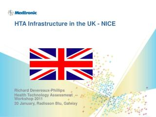 HTA Infrastructure in the UK - NICE