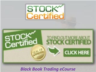 Black Book Trading eCourse